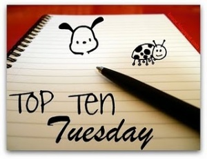 Emotional Books (Top Ten Tuesday)